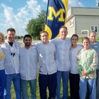 Dr. Yancho & Friday crew