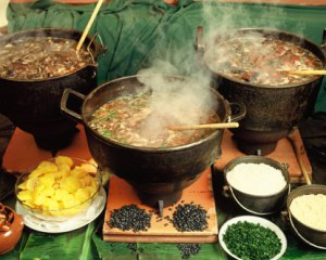 Traditional Brazilian Food